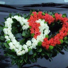 1. Dekoracija automobila