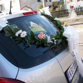3. Dekoracija automobila