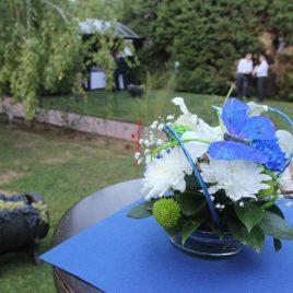1. Dekoracija venčanja