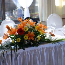 10. Dekoracija venčanja