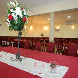7. Dekoracija venčanja