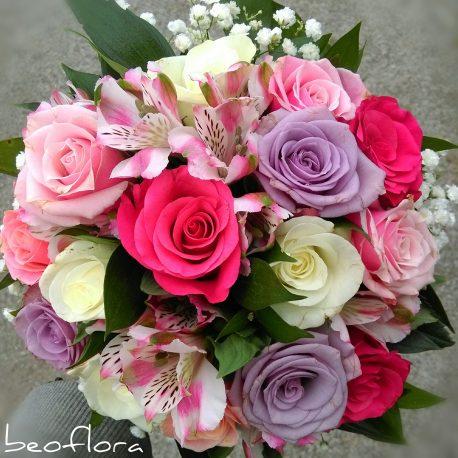 Bidermajer Beoflora mix rose