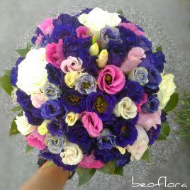 99. Bidermajer Lizza Purple