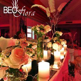 13. Dekoracija venčanja