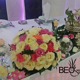 16. Dekoracija venčanja