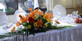 Asortiman - dekoracija venčanja