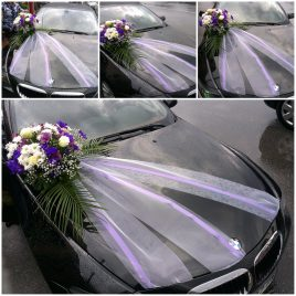 9. Dekoracija automobila