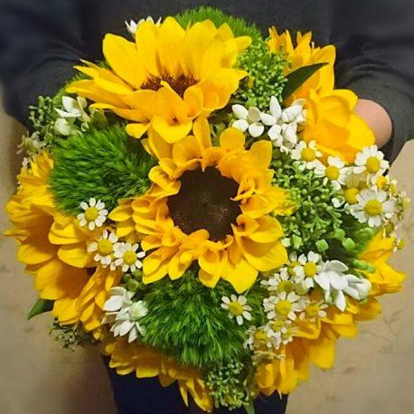 Bidermajer Beoflora sunflower