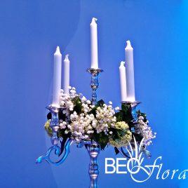 12. Dekoracija venčanja