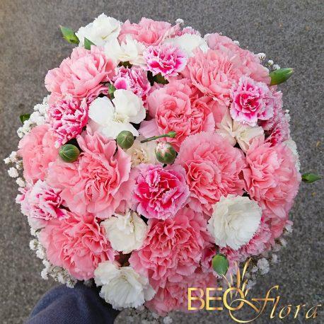 beoflora bidermajer roze karanfili